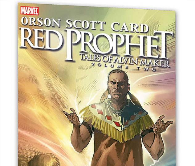 RED PROPHET: THE TALES OF ALVIN MAKER VOL. 2 #0