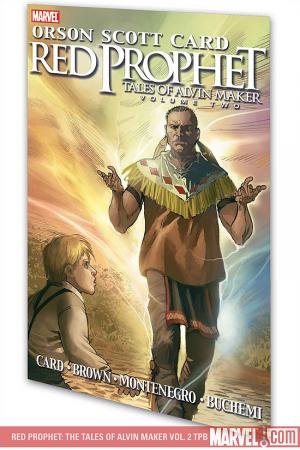 Red Prophet: The Tales of Alvin Maker Vol. 2 (Trade Paperback)