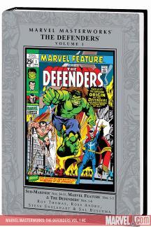 Marvel Masterworks: The Defenders Vol. 1 (Hardcover)