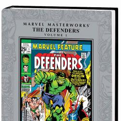 Marvel Masterworks: The Defenders Vol. 1