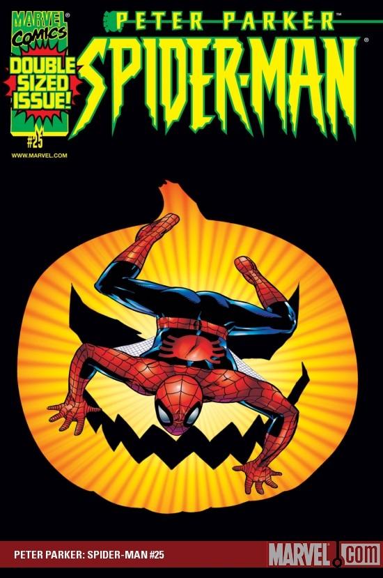 Peter Parker: Spider-Man (1999) #25