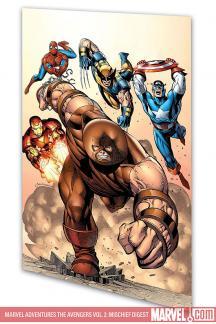 Marvel Adventures the Avengers Vol. 2: Mischief (Digest)