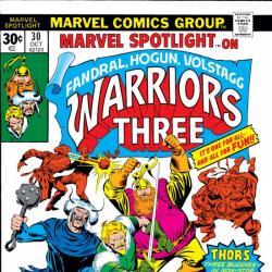 Marvel Spotlight (1971 - 1977)