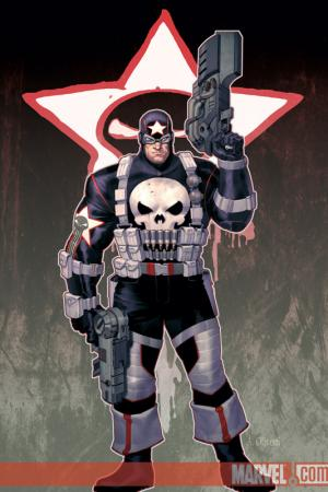 Punisher War Journal (2006) #7 (Variant Cover)
