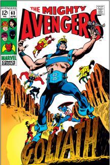 Avengers #63