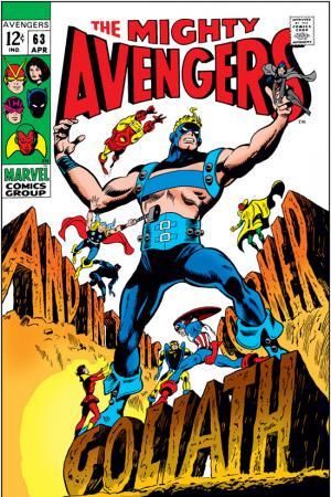 Avengers (1963) #63