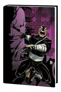 Daken: Dark Wolverine (Issues 10-14) (Hardcover)