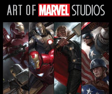 Art of Marvel Movies Slipcase (Hardcover)