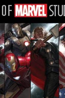 Art of Marvel Movies Slipcase (Hardcover)