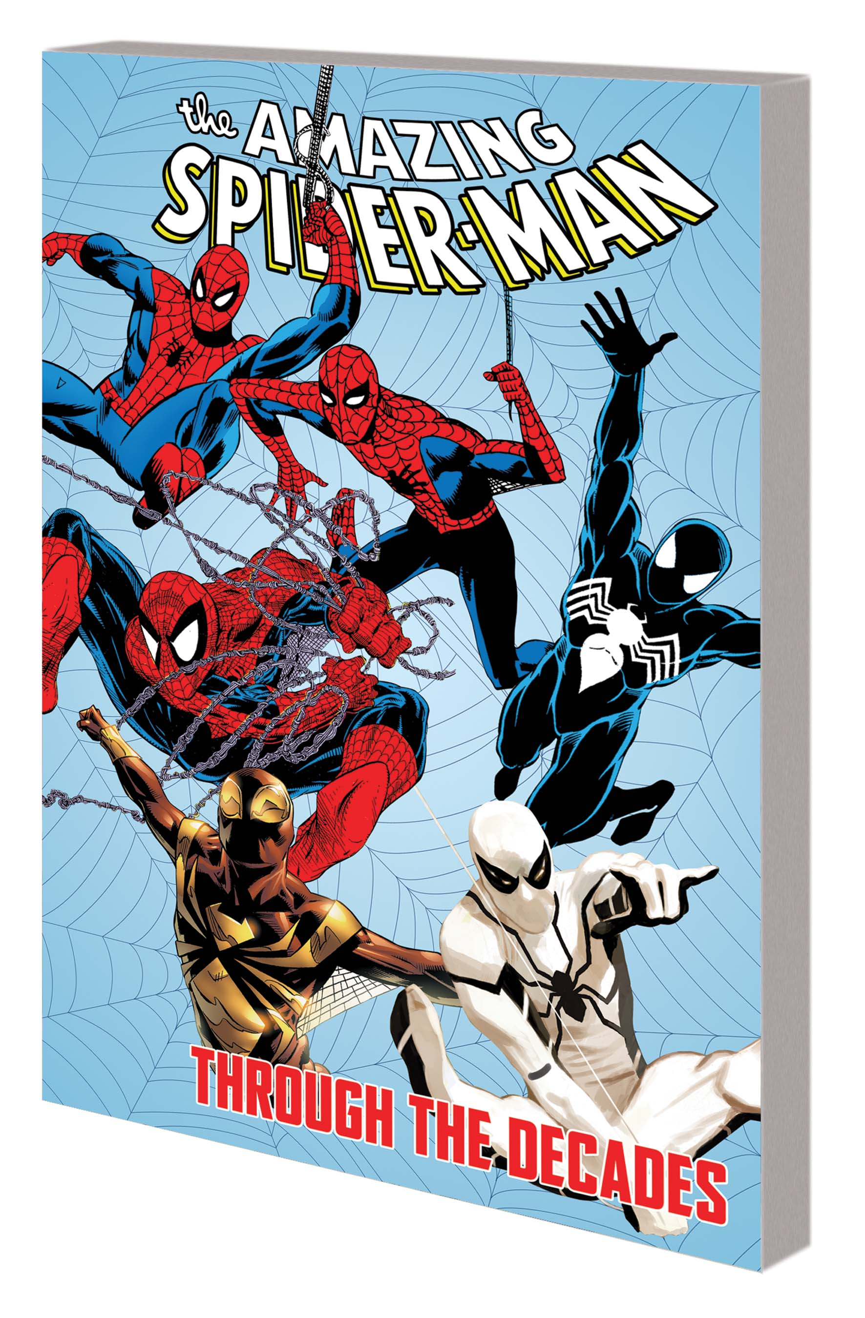 Spider-Man Through the Decades (Trade Paperback)
