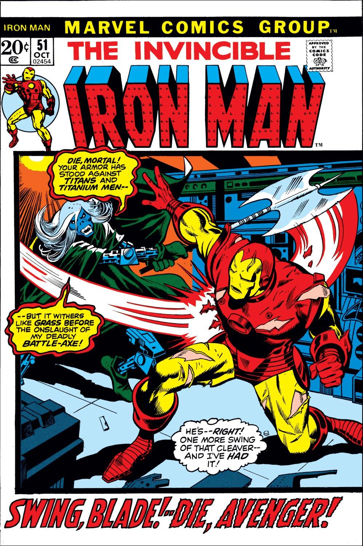 Iron Man (1968) #51