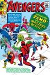 Avengers (1963) #6 cover