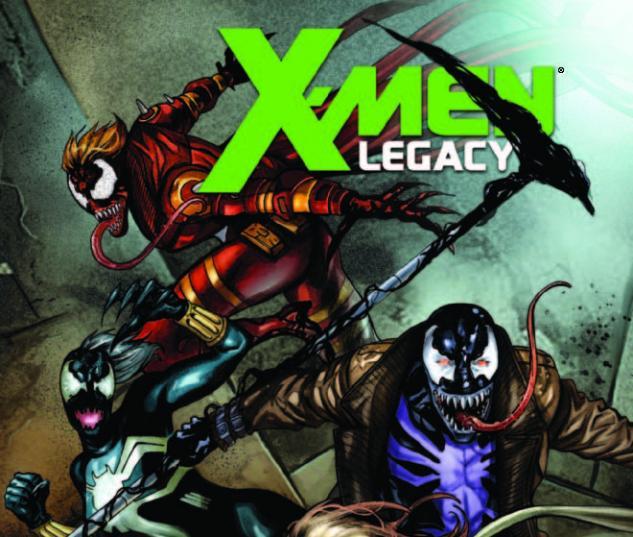 X-MEN LEGACY 261 VENOM VARIANT