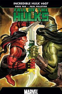 Incredible Hulks #607