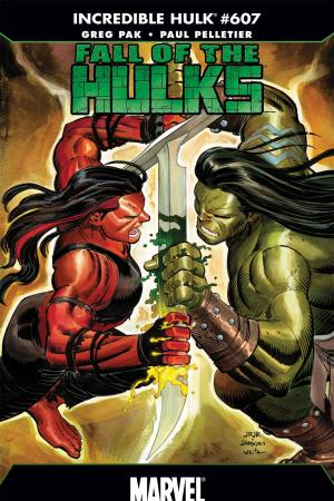 Incredible Hulks #607