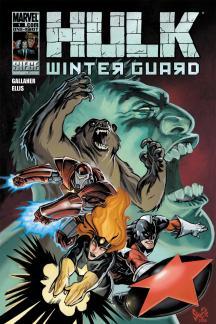 Hulk: Winter Guard (2009) #1