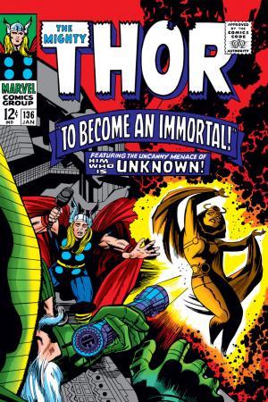 Thor (1966) #136