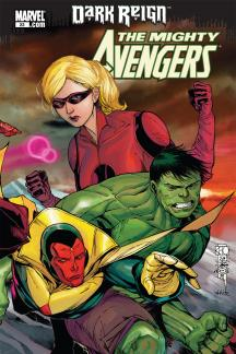 Mighty Avengers (2007) #23