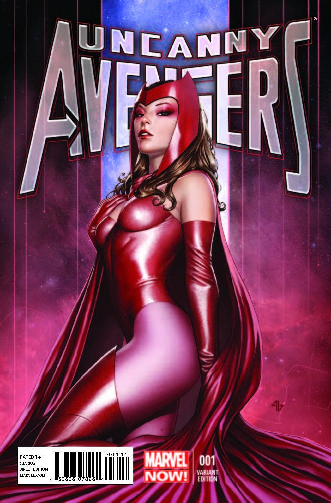 Uncanny Avengers (2012) #1 (Granov Variant)