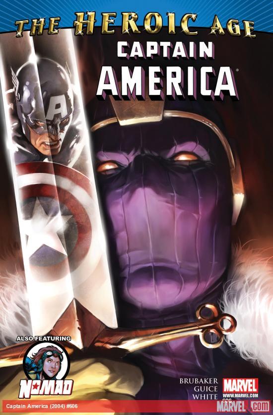 Captain America (2004) #606