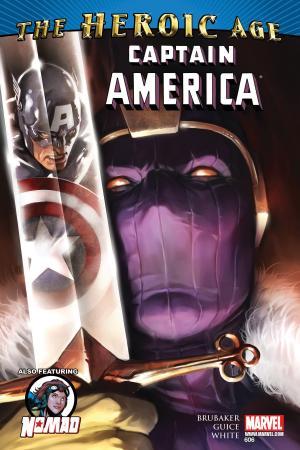 Captain America #606