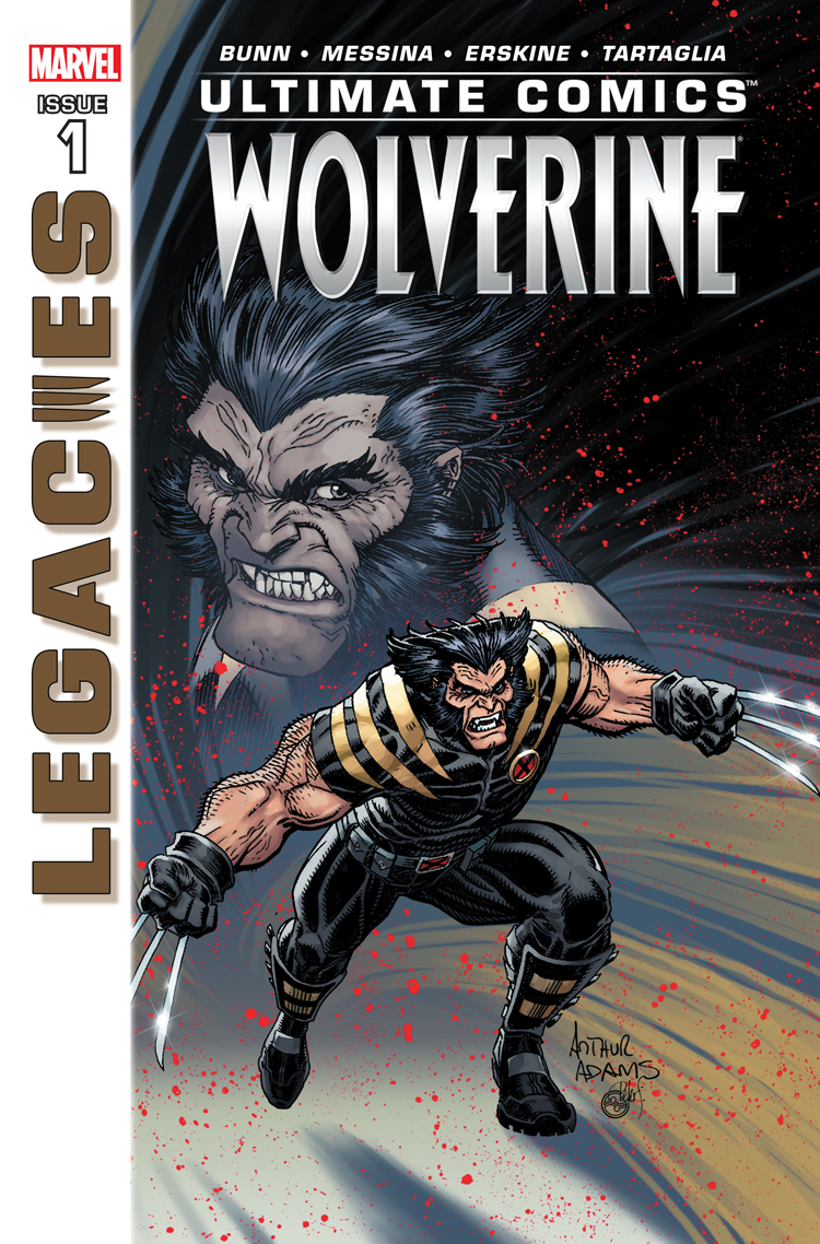 Ultimate Comics Wolverine (2013) #1