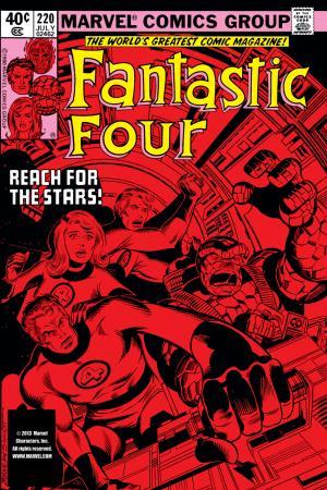 Fantastic Four (1961) #220