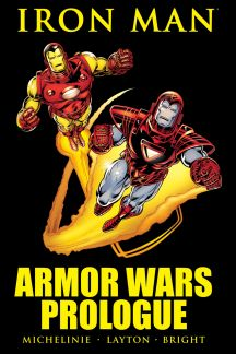 Iron Man: Armor Wars Prologue (Trade Paperback)