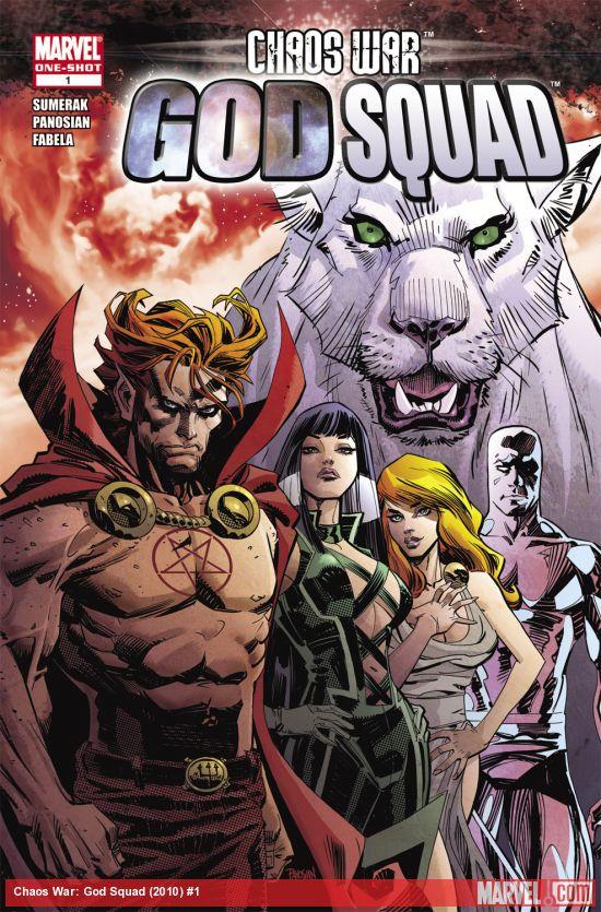 Chaos War: God Squad (2010) #1