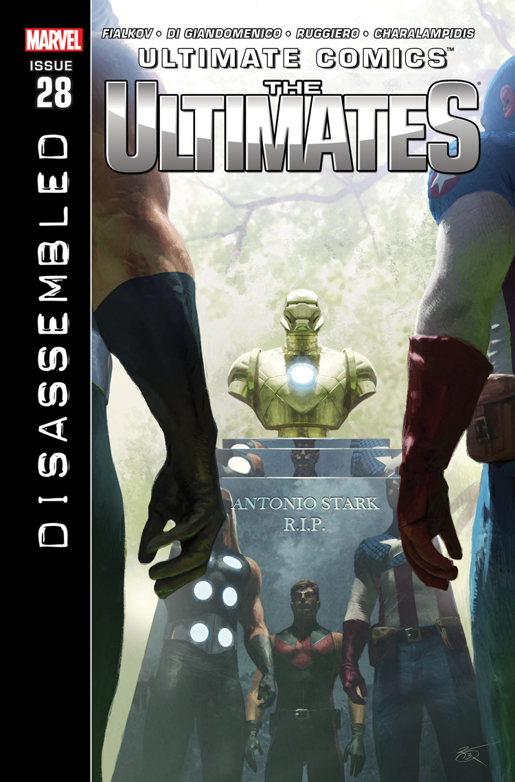 Ultimate Comics Ultimates  (2011) #28
