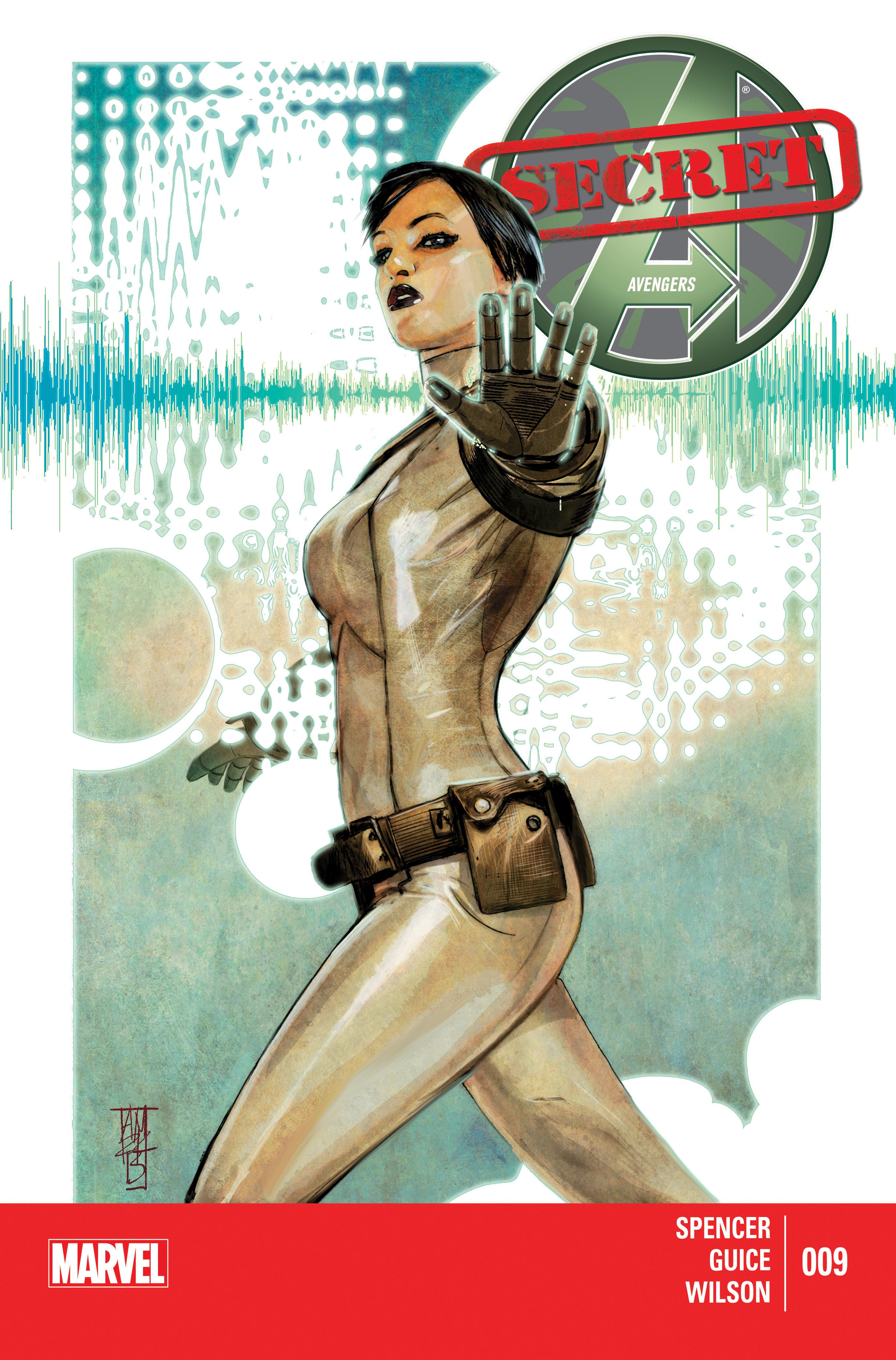 Secret Avengers (2013) #9
