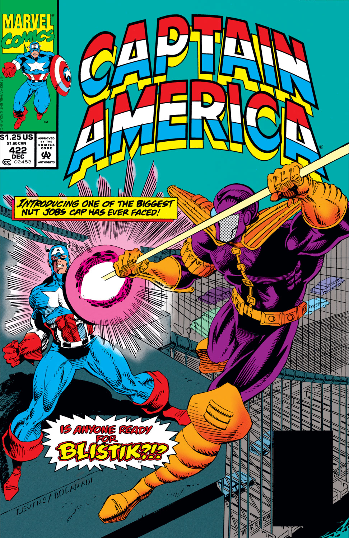 Captain America (1968) #422