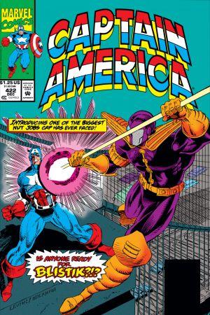 Captain America #422
