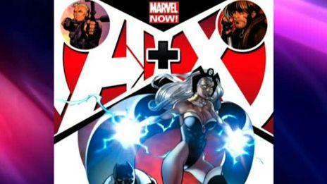 Marvel AR: A+X #3 Cover Recap