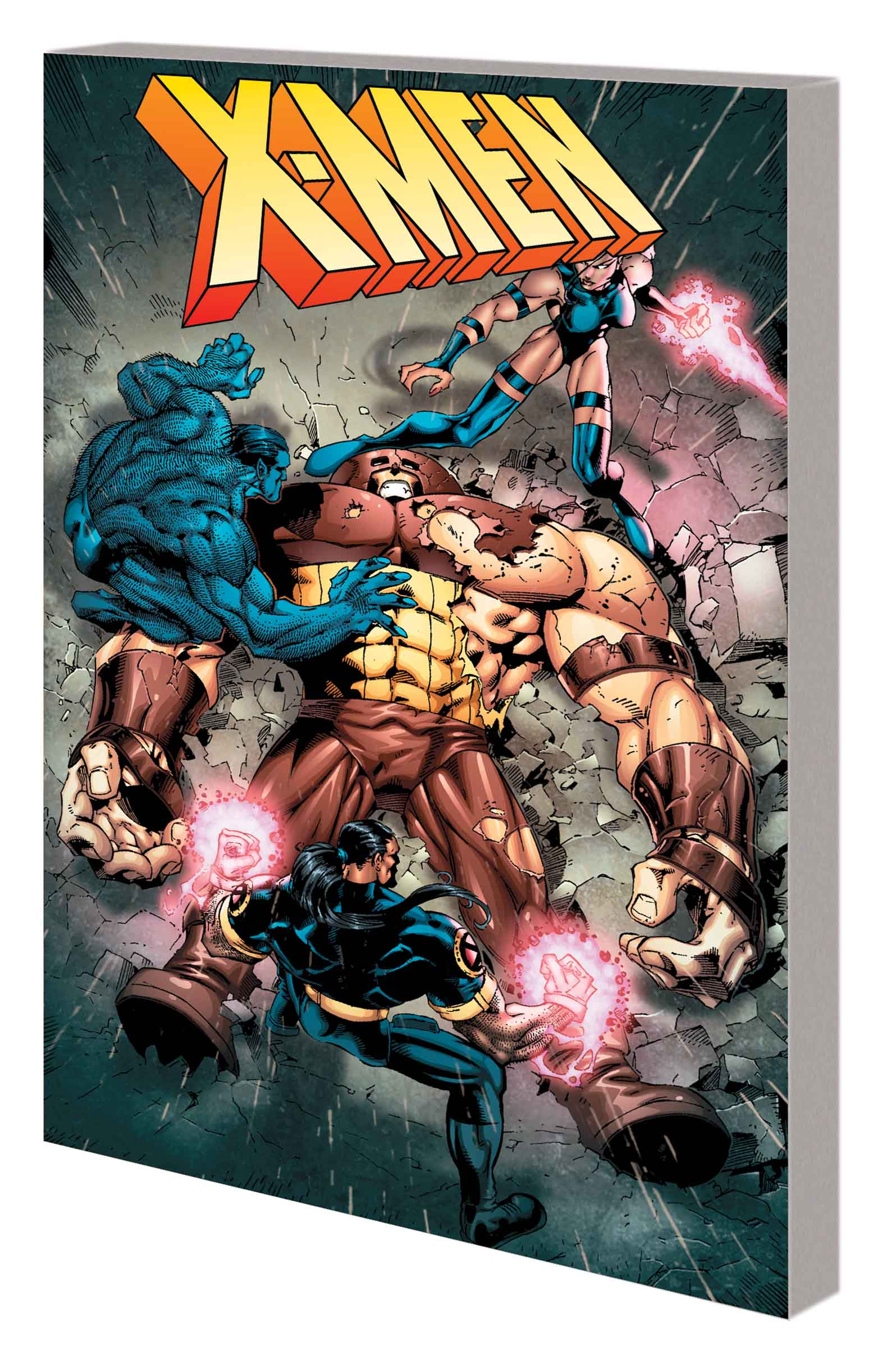 X-Men: The Road to Onslaught Vol. 1 (Trade Paperback)