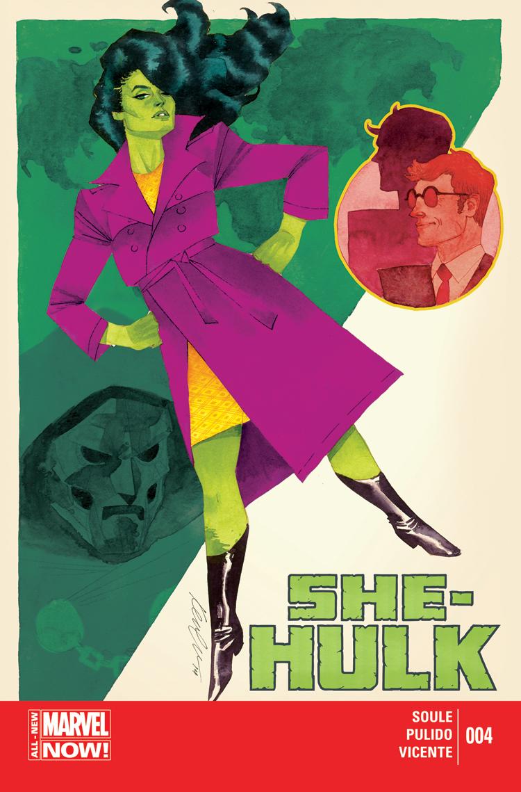 She-Hulk (2014) #4