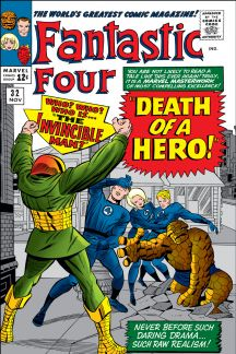 Fantastic Four (1961) #32