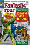 Fantastic Four (1961) #32 Cover