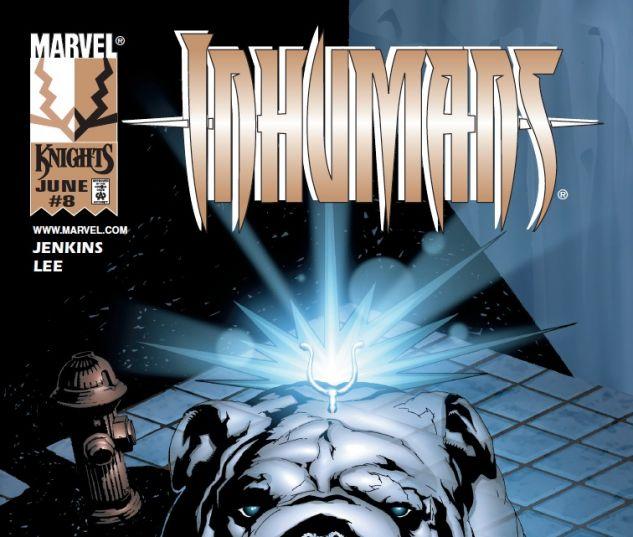 Inhumans (1998) #8