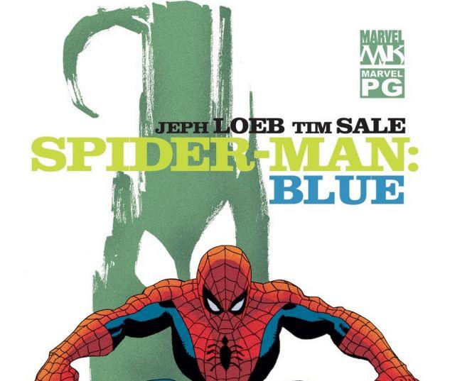 Spider-Man: Blue (2002) #1