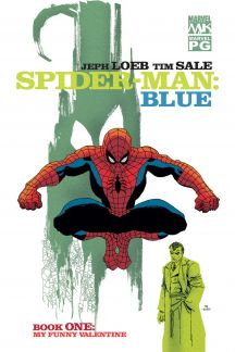 Spider-Man: Blue #1