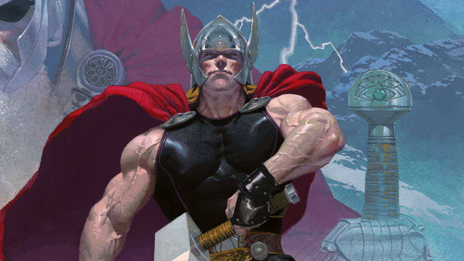 Image result for origin thor superhero