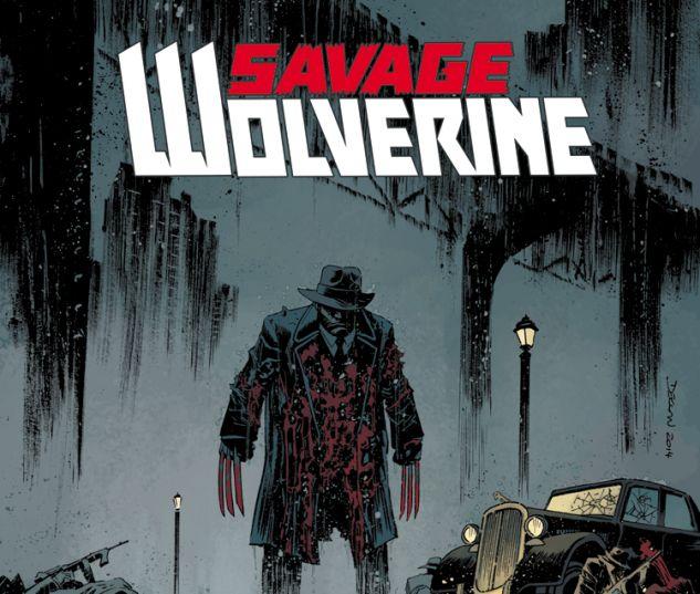 SAVAGE WOLVERINE 20 (ANMN, WITH DIGITAL CODE)