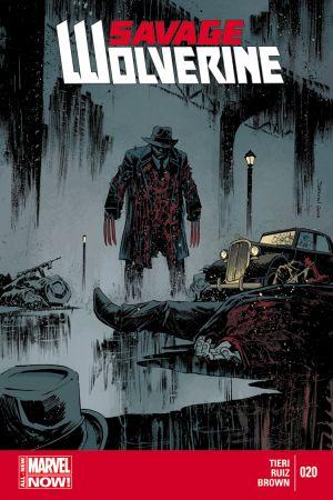 Savage Wolverine (2013) #20