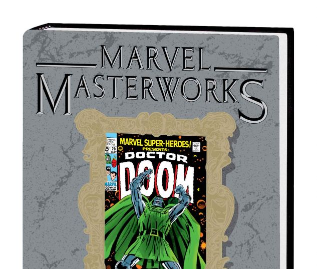 MARVEL MASTERWORKS: MARVEL RARITIES VOL. 1 HC VARIANT (DM ONLY)