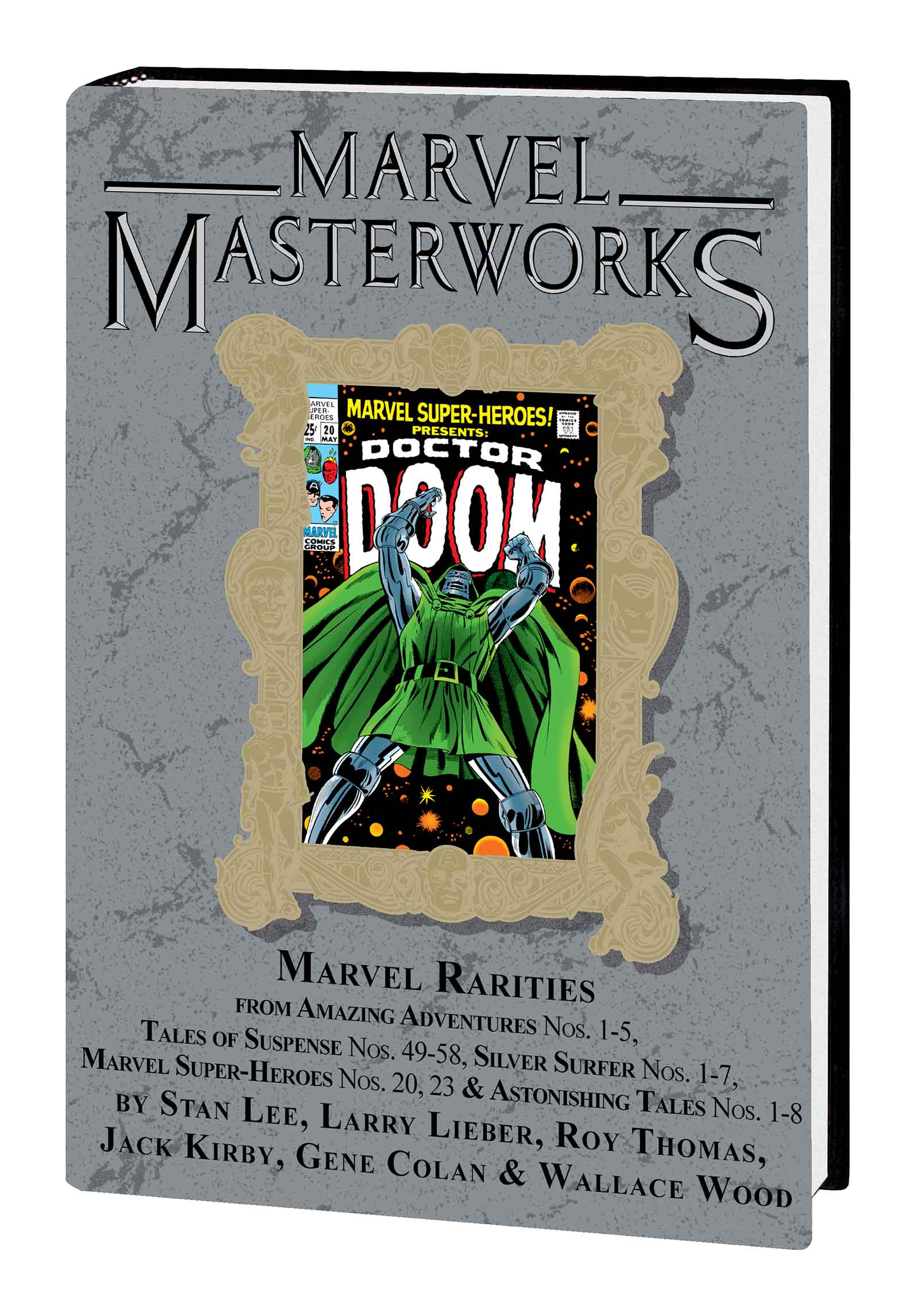 Marvel Masterworks: Marvel Rarities (Hardcover)