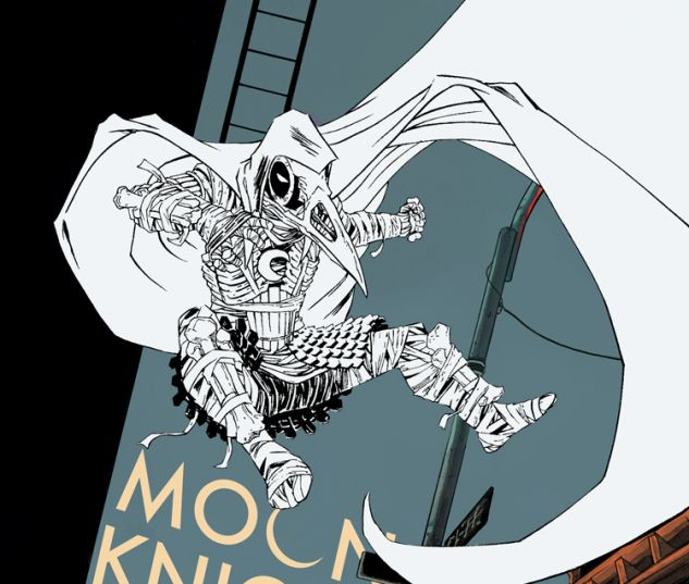 MOON KNIGHT 9 SHALVEY VARIANT (WITH DIGITAL CODE)
