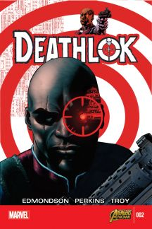 Deathlok (2014) #2
