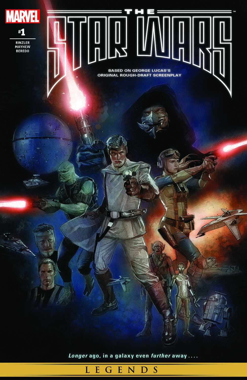 The Star Wars (2013) #1