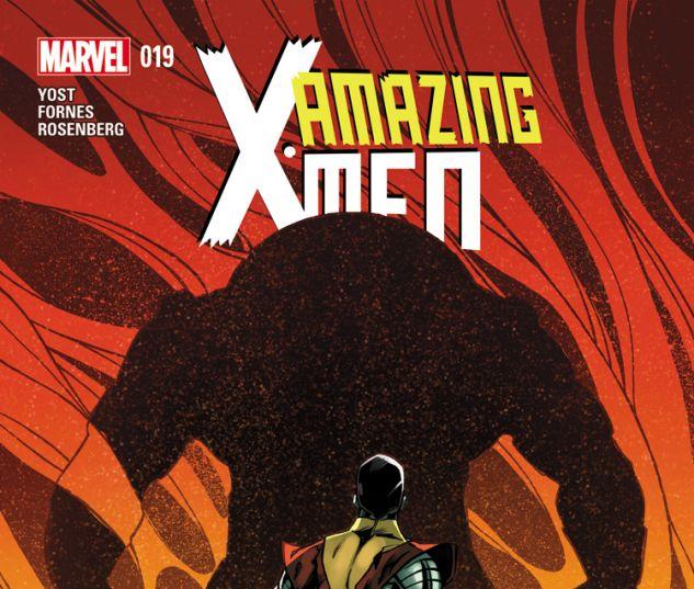 AMAZING X-MEN 19 (WITH DIGITAL CODE)